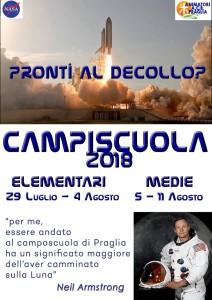 Campiscuola 2018