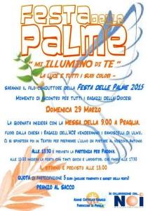 Festa delle Palme 2015