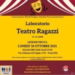 Laboratorio Teatro Ragazzi_lezione prova