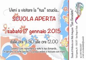 SCUOLA APERTA_17-01-15