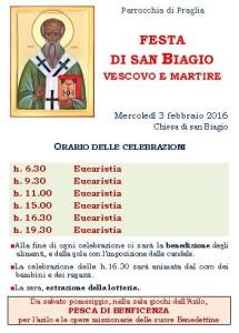 San Biagio - locandina_2016